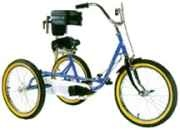 Kid's Tricycles