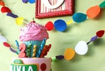 Cienna 2nd birthday / by Miriam Fry