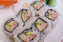 Long Rolls at Hing's Chinese Restaurant / Long Rolls: 29 items including... California Rolls, Golden California Roll,