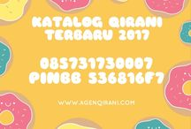 Daftar Katalog Baju Qirani 2017 / Nanda CS 1 Qirani  : SMS: 085731730007 Whatsapp: +6285731730007 BBM: 536816F7