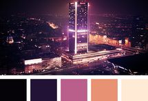 Colour Palettes & Combinations