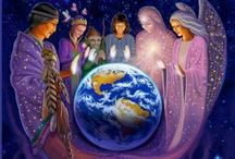 Ascendant masters and crystals