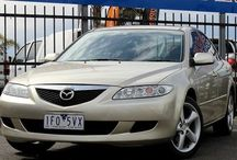 Quality Mazda used cars / Mazda 6 and 3 quality used cars for sale in Melbourne.