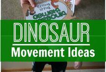 Dinosaurs / Δεινόσαυροι