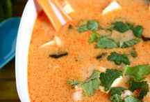 soups / by Krl Villicana