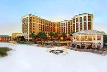 TRAVEL--Beach Resorts in Florida on my Bucket List
