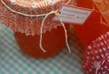 Canning ~ Freezing ~ DIY Mix Recipes / Putting up garden produce, DIY fruits, herbs, & spices, sauces, mixes, gift mixes, butters, dressings  / by Kathy Jones ~ Dust Bunny Trail