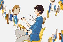 japanese anime style
