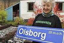 Nordnorgebanen / 100års venting er nok! Jernbane nordover nå! Twitter @nordnorgebanen Facebook @tromsbanen