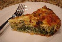 Food: Pies & Quiches