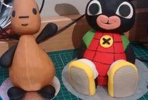 My Bake A Cake Kitchen creations
