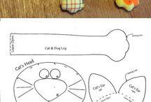 аппликации и игрушки своими руками