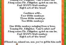Early Childhood Songs & Rhymes
