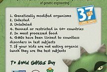 Clean Eating * No GMO / by Kathy Fulkerson