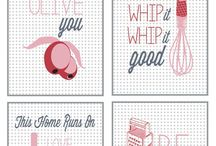 DRESS MY BLOG / Printable / Printables