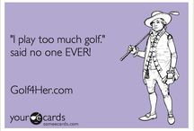 FUNNIES in golf