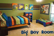 Declan's room / by Kelly Gore
