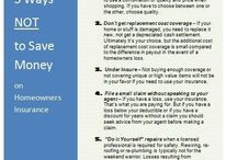Homeowners Insurance Tips