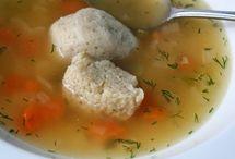 Jewish food / by Sarah Gillman