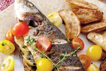 Fish & Sea food Recipes.