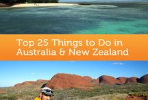Australia / Ideas for hols!