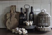 Kjøkken dekor