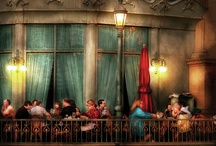 Cafe scenes / by Deanna Todd-McInerney