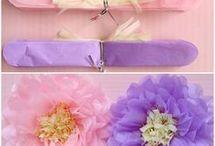 折り紙お花