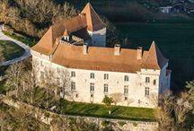 Château de Goudourville / Mariage et vacances