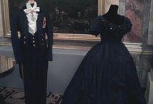 Costumi esposti al Museo Revoltella di Trieste 2012