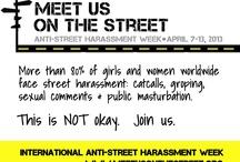 Anti-Street Harassment Week 2013