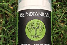 Organic vegan face cream
