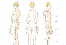 melanie Fashion illustrations