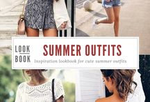 Summer | Outfits Lookbook