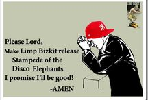 Limp Bizkit Fun Stuff / #limpbizkit Fun Stuff