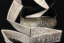 Zentangle Adapted Quilting / Zentangle Adapted Quilting is the intersection where Zentangle® and continuous line, free-motion quilting meet.