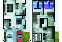 plantas arquitectónicas