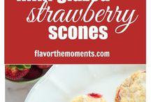 Scones and biscuits