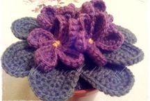 Leila's crochet works