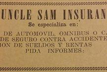 La Habana, 1950 / Old pictures and ads from La Habana, Cuba / Imágenes y anuncios antiguos de La Habana, Cuba.