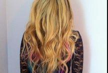 Hair ideas / by Danielle Nickelson