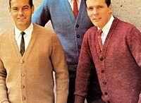 1950's Men Fashion