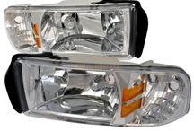 Dodge Ram Projector Headlights / Dodge Ram Projector,    Halo, HID, Spyder Headlights at http://goo.gl/pGdpXa
