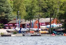 Watersports / Watersports on Lake Windermere in the Lake District