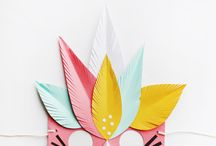 PARTY | masks & other fun / It aint no prarty with out some... Party masks