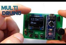 Arduino projektek