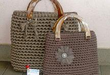 Gehaakte tassen uit Italië