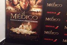 """PREMIERE """"EL MEDICO"""" / Premiere """"El Medico"""" en los cines Callao de Madrid."""