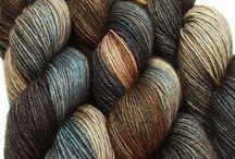 yarn and knitting