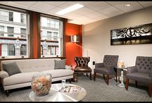 Waiting room design / by Sharon Holley